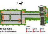 Bán dự án Đất nền tại KDC Tân Phước Center ( chỉ còn vài lô liên kế và Biệt thự như hình)