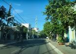 Bán đất mặt tiền đường Bến Nôm phường Rạch Dừa, diện tích 116m ngang 5m hướng ĐN