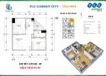 Sỡ hữu căn chung cư 2 ngủ 2 vệ sinh chỉ với giá từ 980 triệu đồng đối diện Aeon Mall Hà Đông