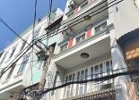 Bán Nhà Hẻm 159 Phạm Văn Hai, 40m2, 4Lầu , 4 PN, Giá Rẻ.