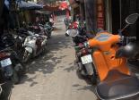 Cho thuê CH ngõ Nguyễn Công Hoan khu dân cư, văn phòng sầm uất