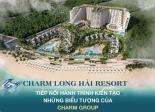 Charm Resort Long Hải, Căn hộ 2 tỉ, Biệt Thự 20 tỉ, trả 10%, 90% Ngân