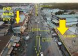 Đất trung tâm chợ Nhật Huy mặt tiền ql13 , thuận tiện kinh doanh xây trọ giá rẻ