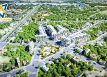 Cần bán đất mặt tiền đường lô góc 80m2 gần sân bay Long Thành