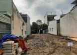 Bán gấp lô đất thổ cư 2 mặt tiền, 120m2, sổ riêng, ngay big C Tân Hiệp, Biên Hòa