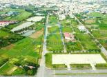 Bán đất tại Bạch Mai, Đồng Thái, An Dương 54m2. Đường trước nhà 12m