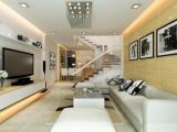 Gợi ý thiết kế cầu thang cho phòng khách thêm đẹp và tinh tế