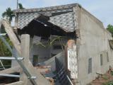 Ngôi nhà bỗng chốc đổ sập vì gia chủ tự xây theo ý mình
