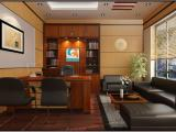 Những cách bố trí phòng làm việc cho sếp hợp phong thủy