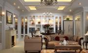 Gợi ý thiết kế nội thất phòng khách theo phong cách cổ điển