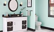 Ý tưởng thiết kế phòng tắm thành nơi xả stress ngày hè