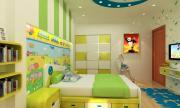 Những lưu ý chính khi thiết kế nội thất phòng ngủ trẻ em