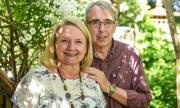 Khu vườn xinh đẹp được làm suốt 28 năm của ngôi nhà ở Anh