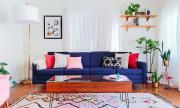 Muốn làm mới phòng khách, chỉ cần thay đổi ghế sofa