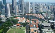 Giá nhà tại Singapore tăng mạnh nhất từ năm 2010